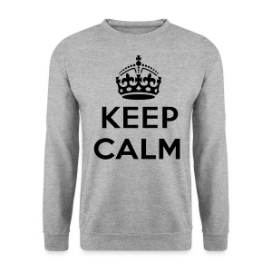 KeepCalm - Mannen sweater