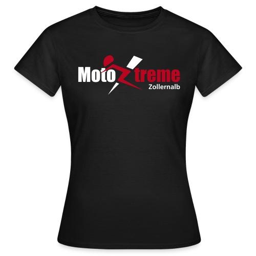 Frauen T-Shirt, Logo vorne - Frauen T-Shirt