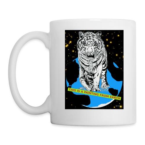 mok met tijger - Mok