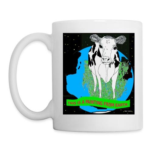 beker met koe - Mok