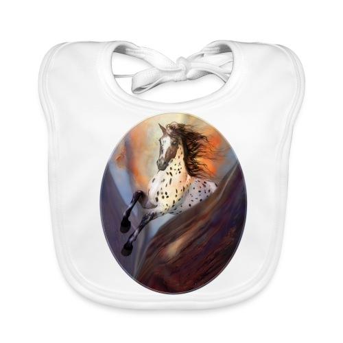 Wild Horse 2 - Baby Bio-Lätzchen