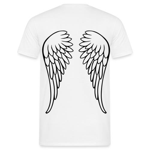 Man Wings - Mannen T-shirt