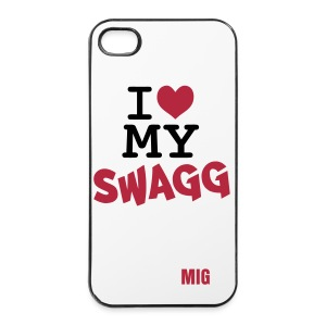 Coque  4 et 4s MIG SWAG - Coque rigide iPhone 4/4s