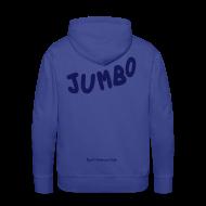 Felpe ~ Felpa con cappuccio premium da uomo ~ Jumbo