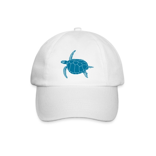 tier t-shirt meeres schildkröte sea turtle schildi meeresschildkröte tauchen taucher scuba diving - Baseballkappe