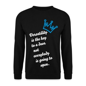 Versatility Sweat Shirt  - Men's Sweatshirt