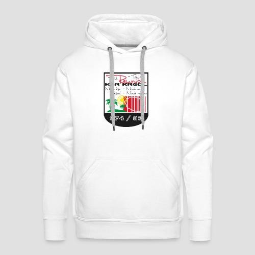 Sweat-shirt à capuche Homme Réunionnais de Toulon - Sweat-shirt à capuche Premium pour hommes
