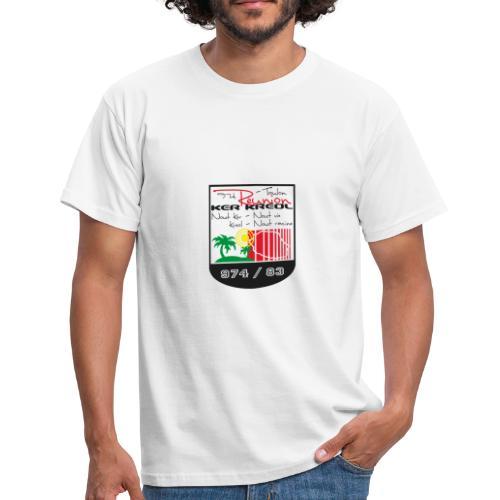 Tee shirt classique Homme  Réunionnais de Toulon - T-shirt Homme