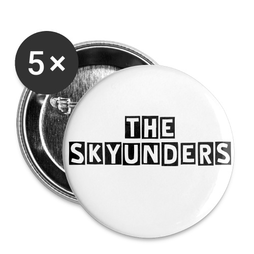 Badge moyen de 32 mm The Skyunders - Badge moyen 32 mm