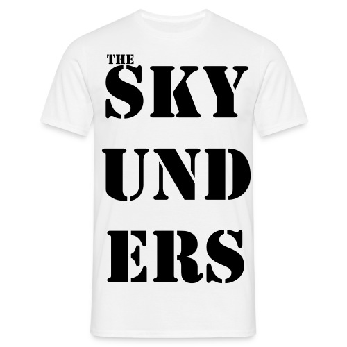 The Skyunders - T-shirt Homme