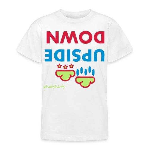 Upside down - Teenager T-shirt