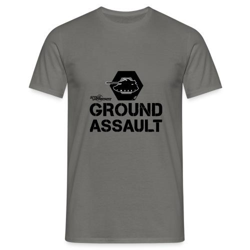 Ground Assault Logo Shirt - Männer T-Shirt