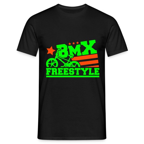 T-shirt BMX Freestyle - T-shirt Homme