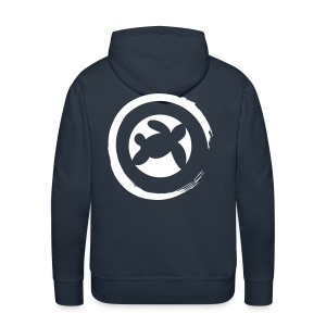 Paddle series Cosmic - Sweat-shirt à capuche Premium pour hommes
