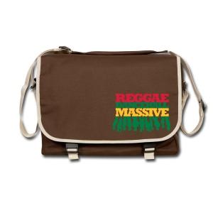 Reggae Dancehall Massive - Umhängetasche