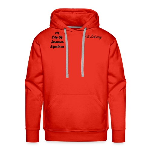 Personalised Hoody FOR CADETS ONLY - Men's Premium Hoodie