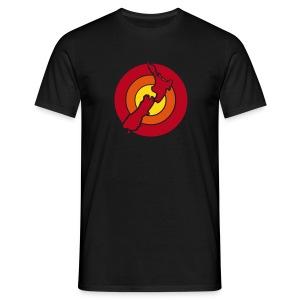 New Zealand Heat - Men's T-Shirt