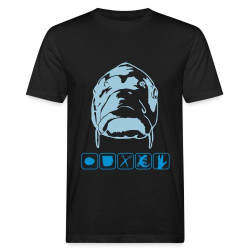 Fish - Männer Bio-T-Shirt