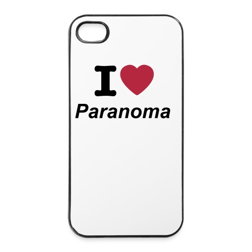 I Love Paranoma IPhone Hülle - iPhone 4/4s Hard Case