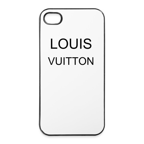 LOUIS VUITTON iPHONE CASE - iPhone 4/4s Hard Case
