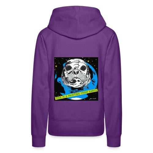 vrouwen sweater zeehond - Vrouwen Premium hoodie