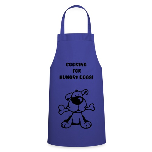 Cooking for your dog?  - Cooking Apron