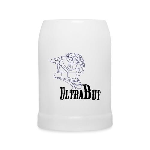 Ultrabot Benzin - Bierkrug