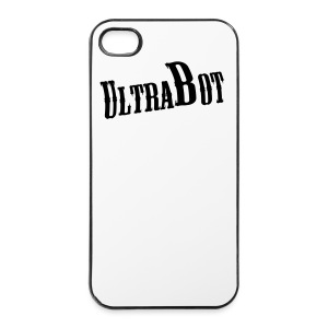 Ultrabot connect - iPhone 4/4s Hard Case