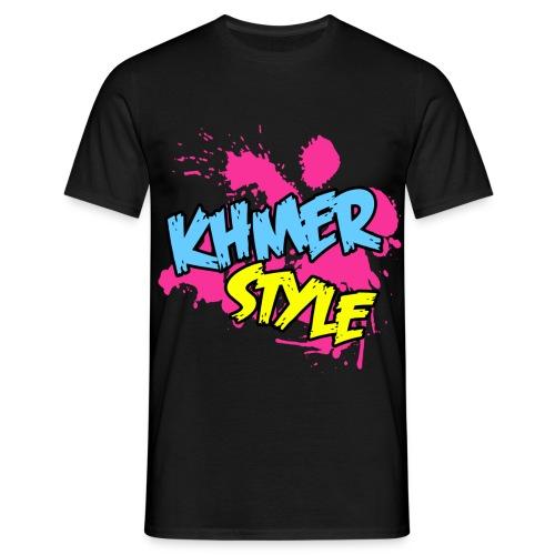 Khmer style  - T-shirt Homme