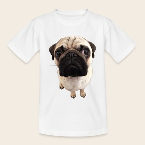 Teenager Mops-Shirt - Teenager T-Shirt
