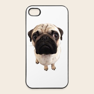 Mops Phone Case - iPhone 4/4s Hard Case