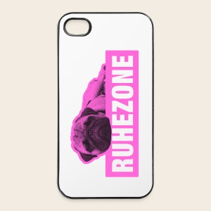 Mops Phone Ruhezone - iPhone 4/4s Hard Case