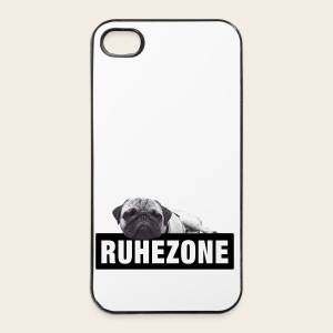 Mops Phone Case Ruhezone - iPhone 4/4s Hard Case