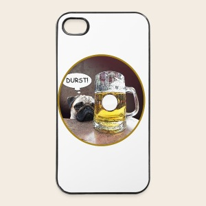 Mops Durst Phone Case  - iPhone 4/4s Hard Case