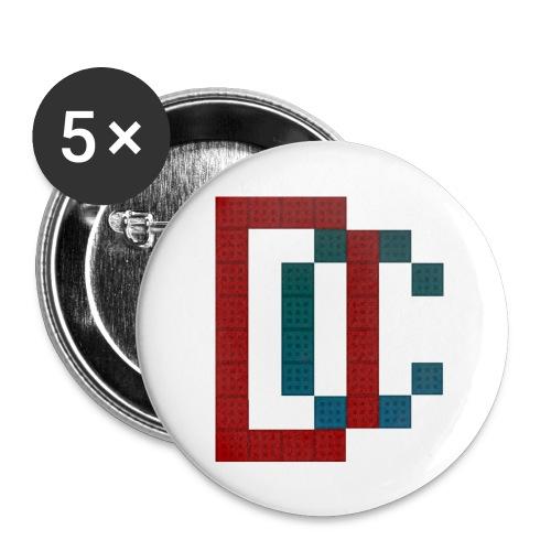 Buttons von Digitel-Craft - Buttons klein 25 mm