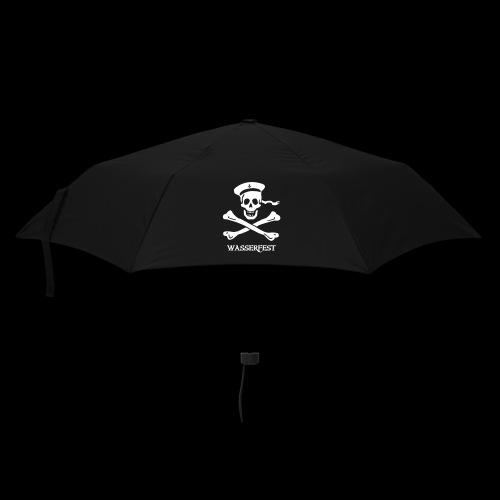 ~ Wasserfest (klein) ~ - Regenschirm (klein)