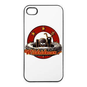 Coquue Iphone 4 logo sixties - Coque rigide iPhone 4/4s