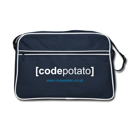 [codepotato] IFP bag - Retro Bag