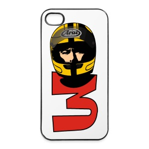 iPhone 4/4S - Joey Dunlop - iPhone 4/4s Hard Case