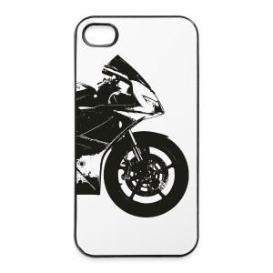 iPhone 4/4S - Superbike - iPhone 4/4s Hard Case