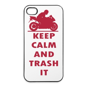 iPhone 4/4S - Keep calm - iPhone 4/4s Hard Case