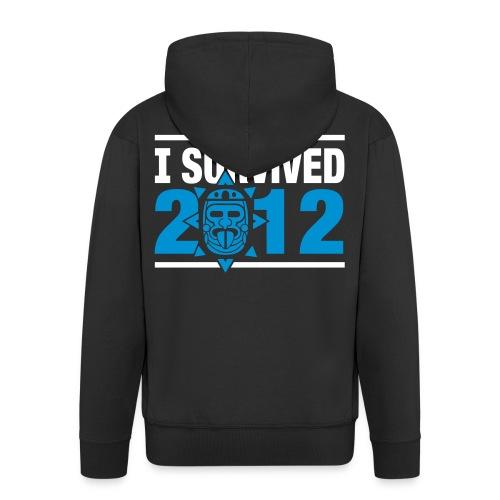 [2012 tshirt] sweat - Men's Premium Hooded Jacket