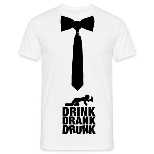 comic alcool - T-shirt Homme