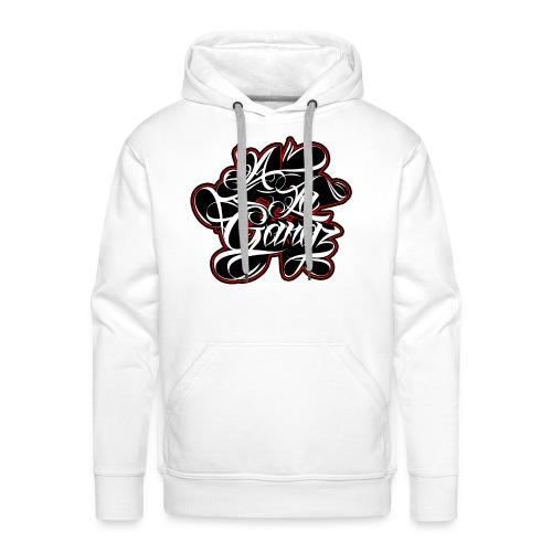 Sweat Gangz - Sweat-shirt à capuche Premium pour hommes