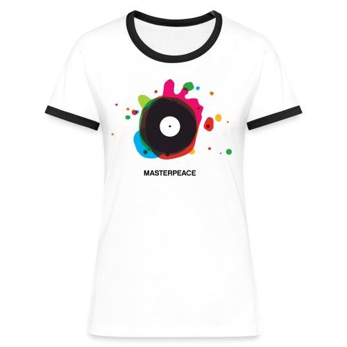MasterPeace Tee - Vrouwen contrastshirt