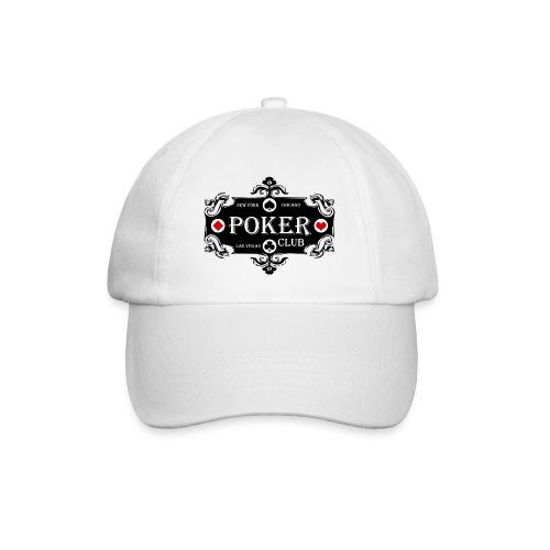Poker Cap - Baseballkappe