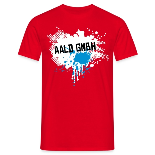 Aald Original Red - Männer T-Shirt