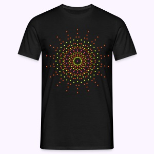 9th Dimension Stargate: Men Classic Shirt - Mannen T-shirt