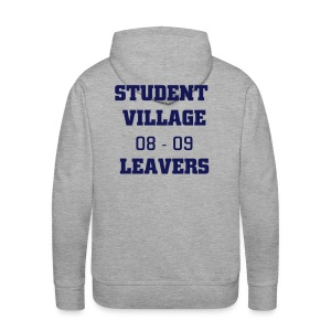 Student Village Leavers - Men's Premium Hoodie