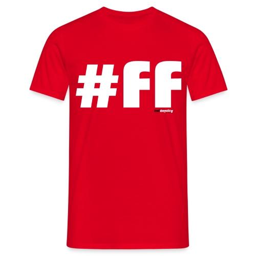 #FF - Herren - Männer T-Shirt